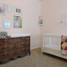 photo of Colorful Girly Nursery