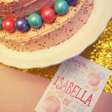 photo of Bubbly Birthday
