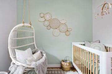 Scandi Inspired Nursery