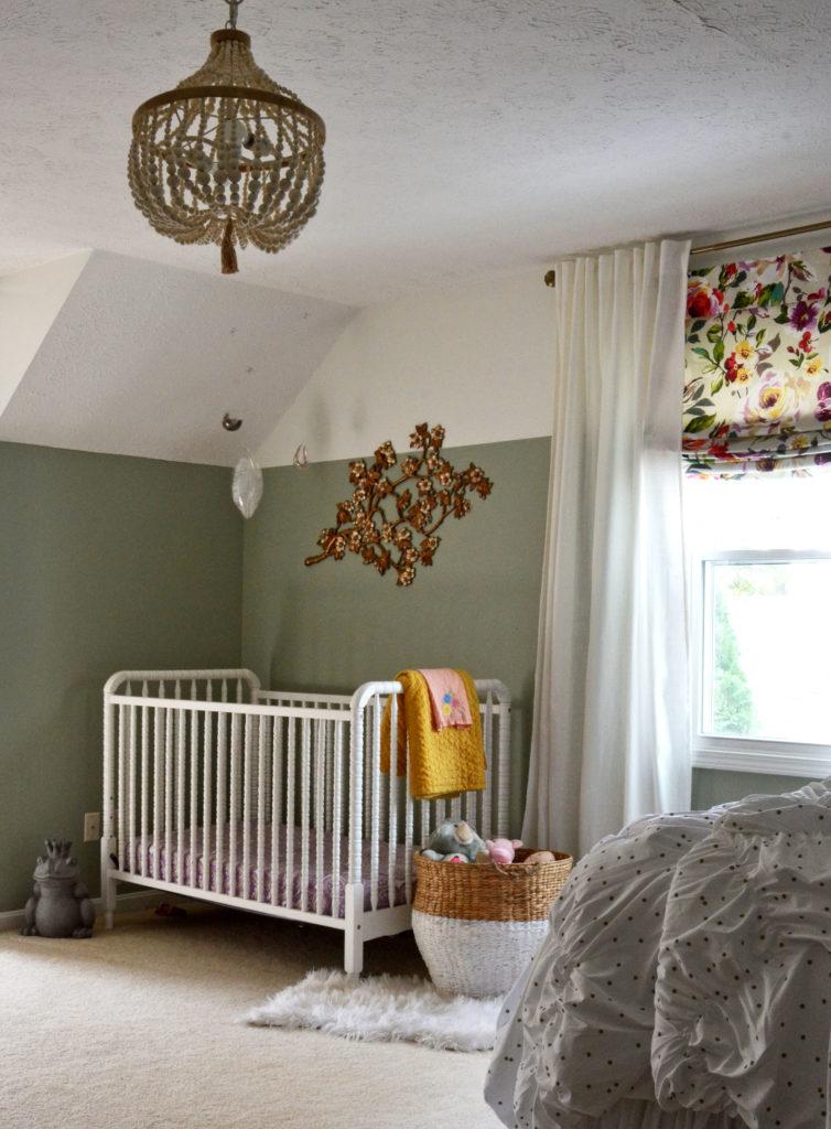 Southern Inspired Nursery Project Nursery