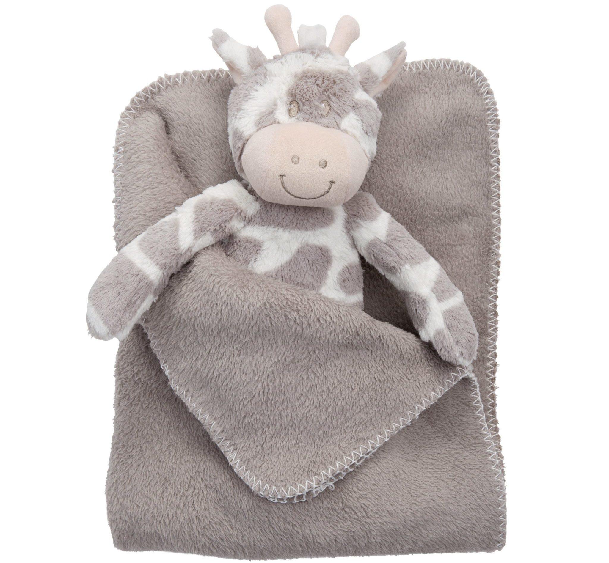 Giraffe Bedtime Huggie - The Project Nursery Shop