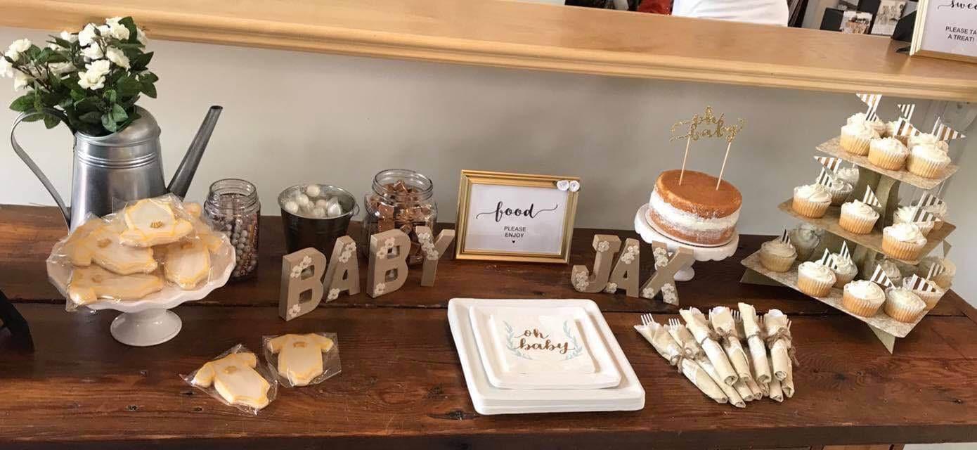 Diy Rustic Chic Baby Shower Project Nursery