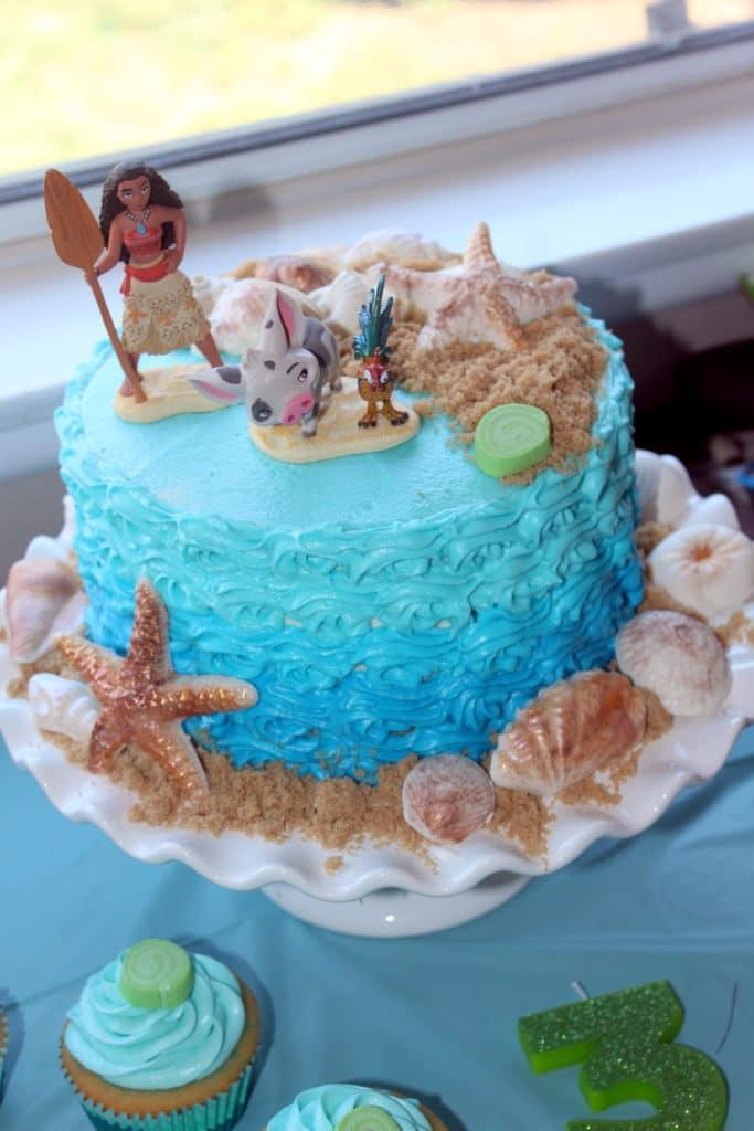 Haley S Moana Birthday Party Project Nursery
