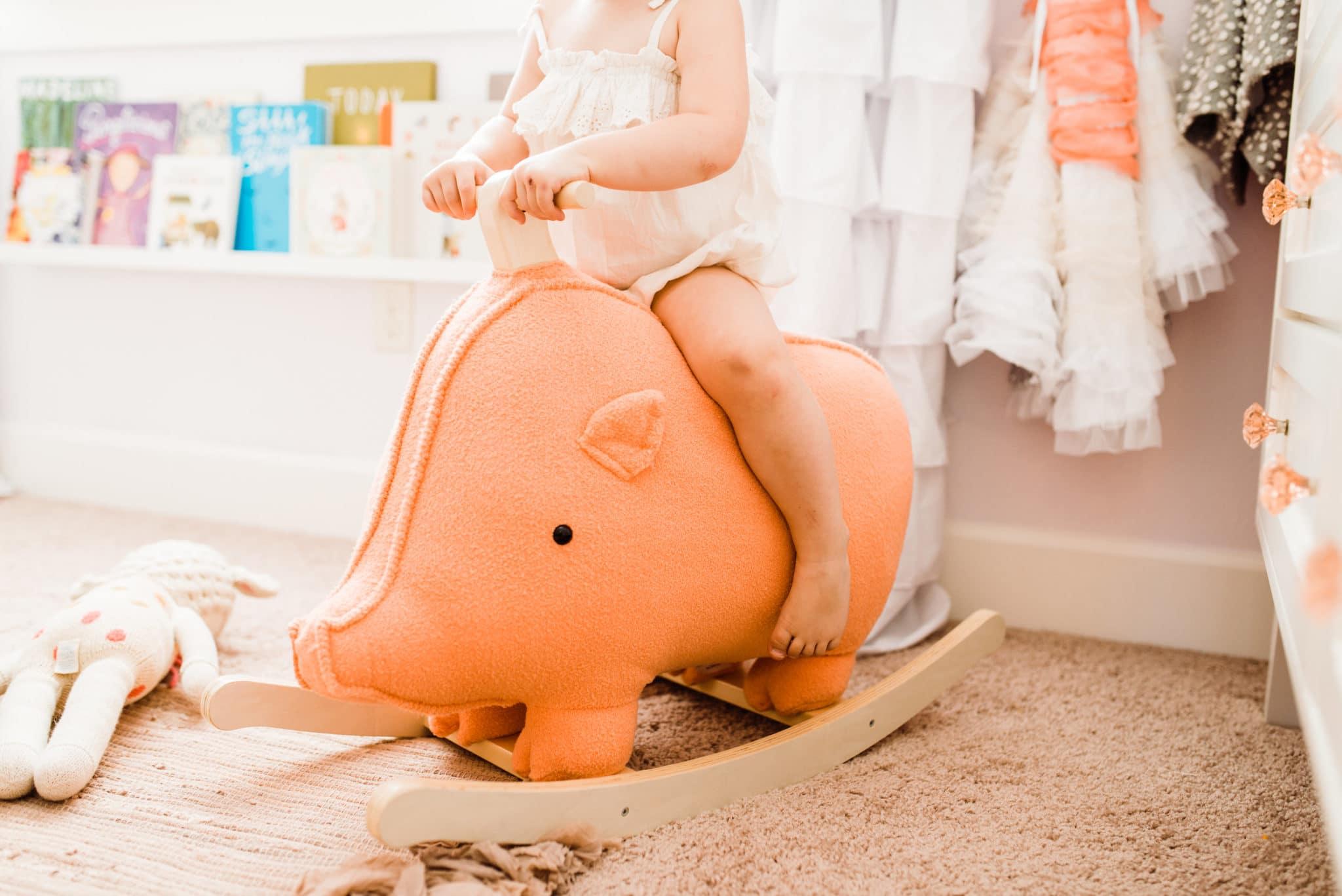 Pig Rocker - Project Nursery