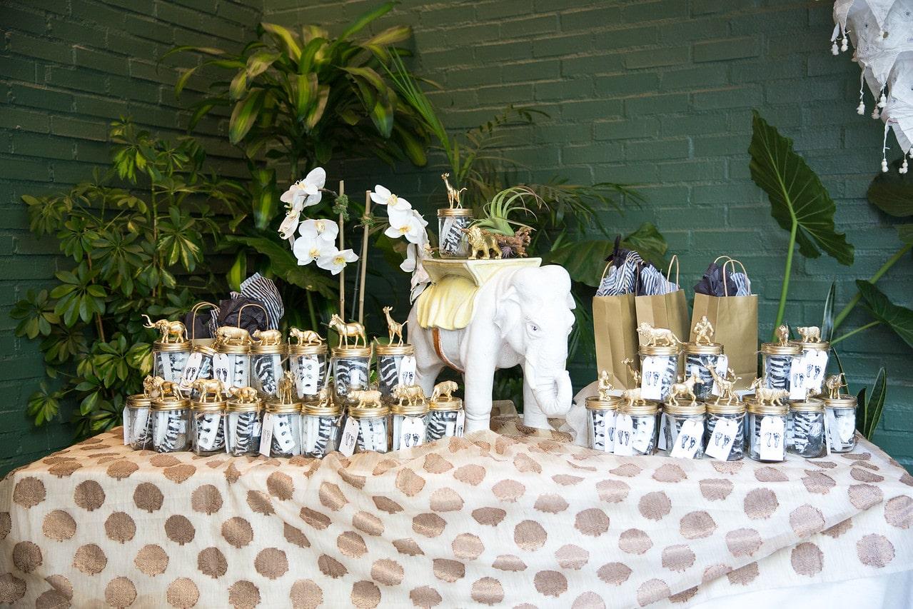 Safari Baby Themed Room