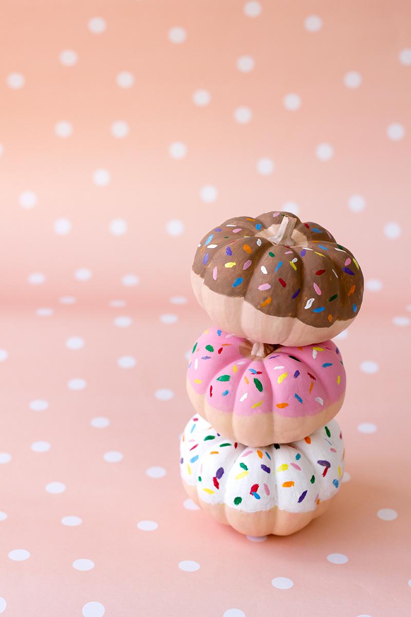 DIY-Donut-Pumpkins3