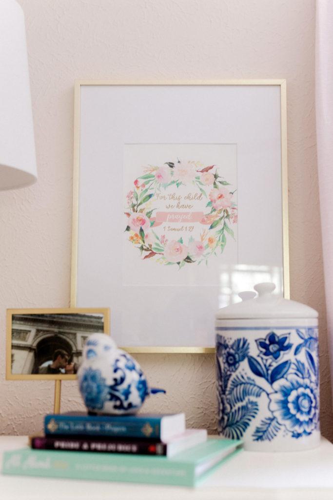 Annabelle Mae S Pink And Blue Nursery Project Nursery