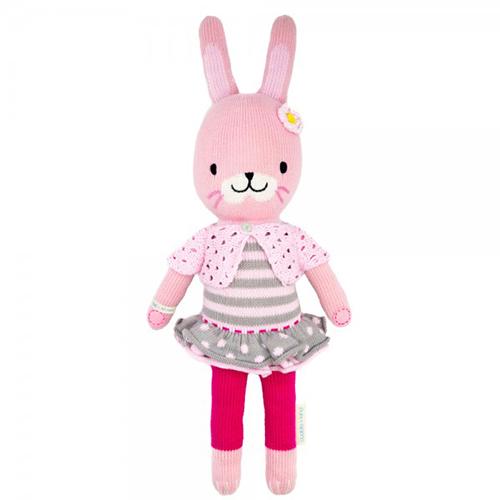 Chloe Knit Bunny Doll