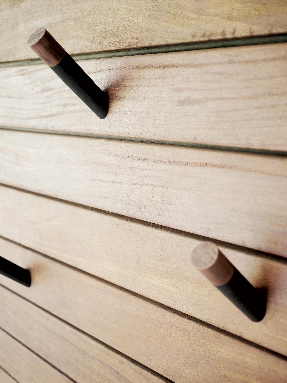 DIY Wooden Hooks Tutorial - Project Nursery