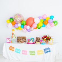 photo of Otomi-Themed Fiesta Baby Shower