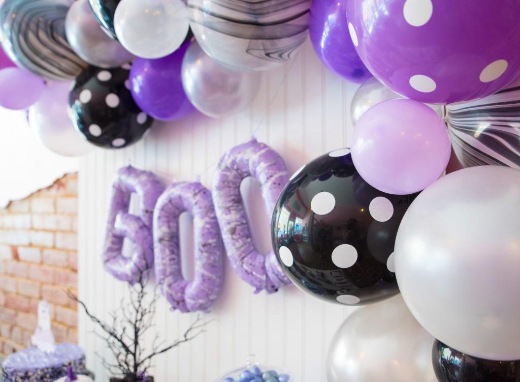 Boo-tiful Ball Balloons
