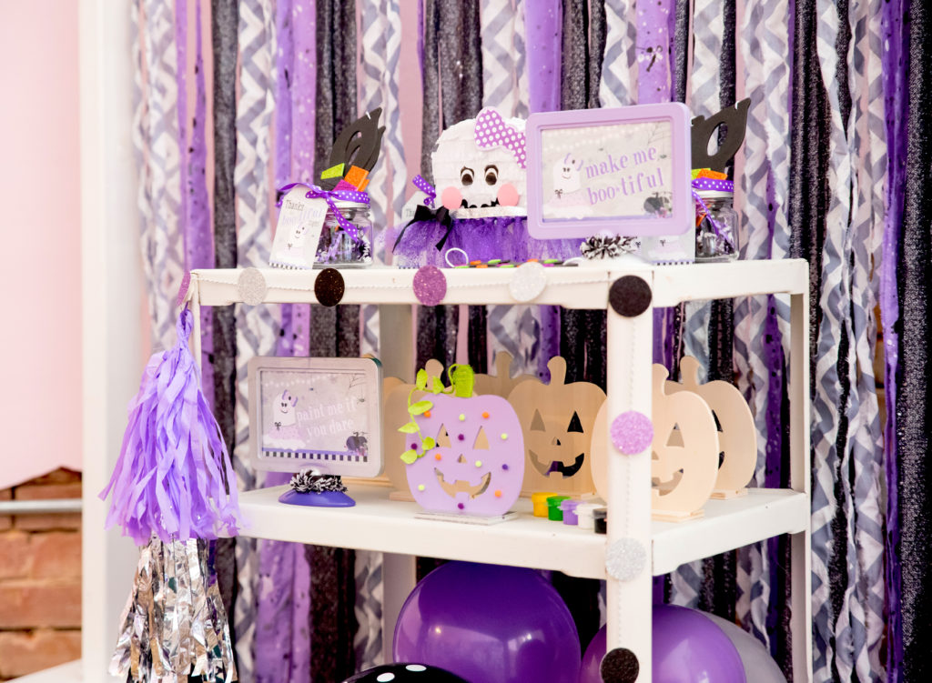 Boo-tiful Ball Crafts