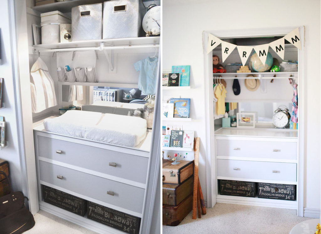 Nursery to Big Kid Transition
