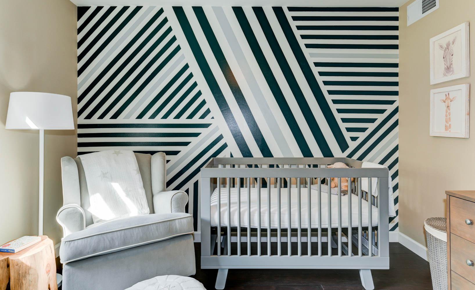 photo of Readers' Favorite: Striped Nursery