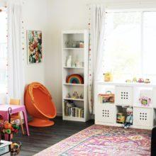 photo of Whimsical Boho Playroom