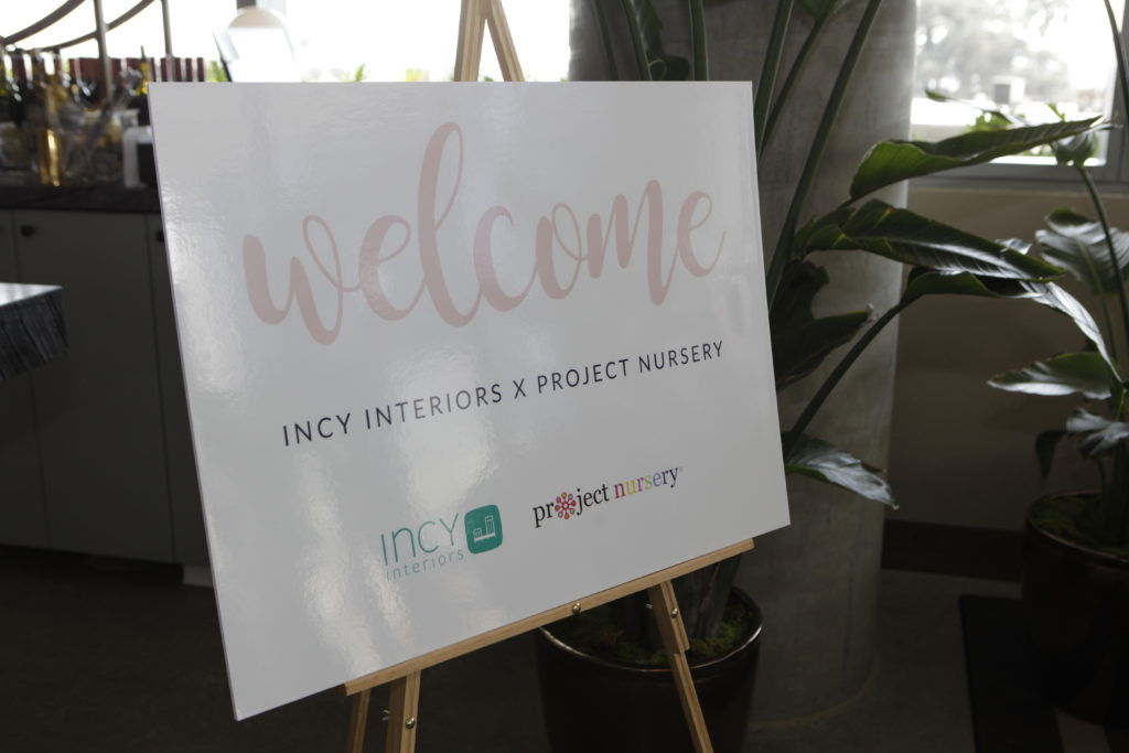 Incy Interiors & Project Nursery Event