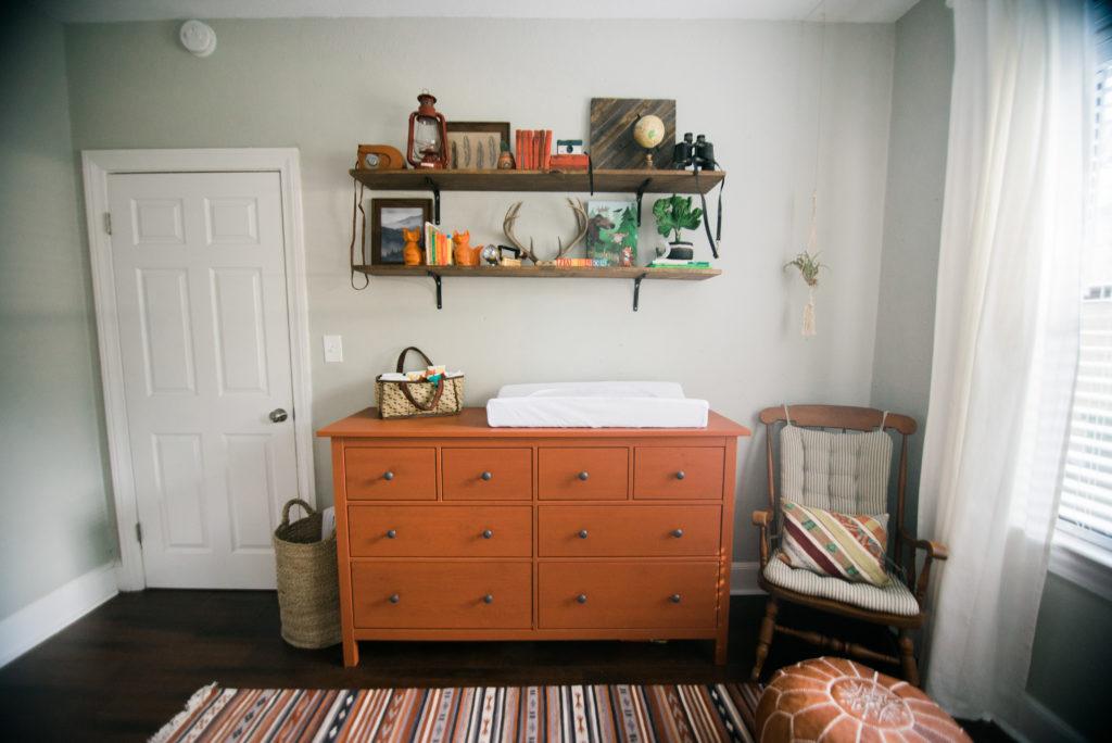 Boho Modern Playroom