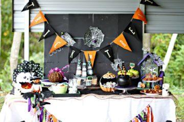 Halloween Costume Hayride Party