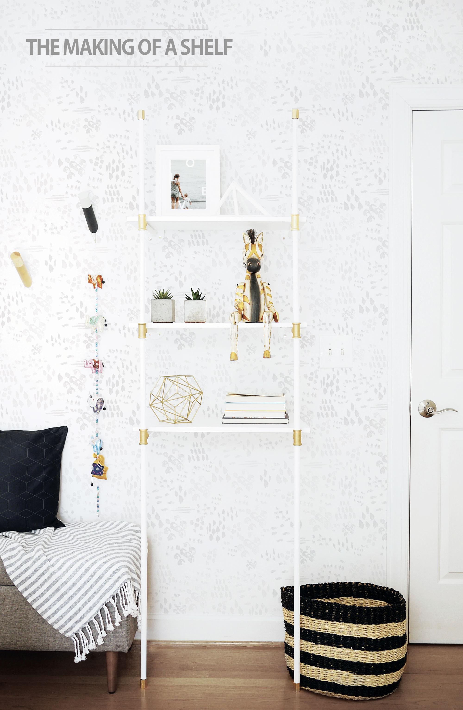 DIY Shelf - Project Nursery