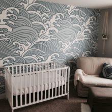 photo of Baby Davenport's Neutral Nursery