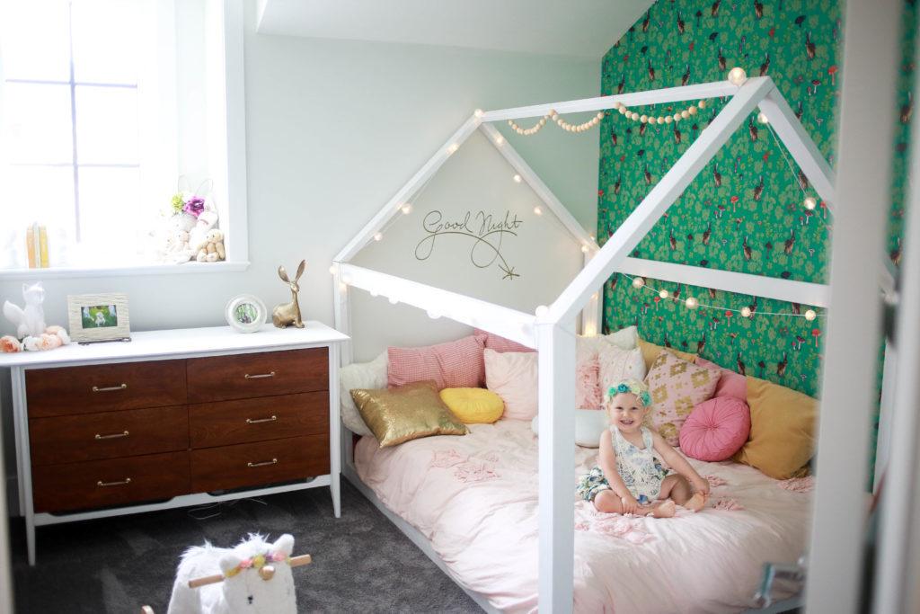Whimsical Forest Nursery