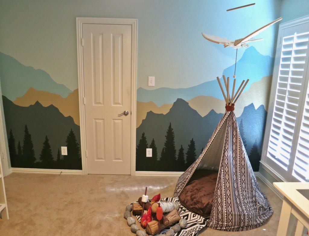 Baby Elsborg's Woodland Adventures Nursery