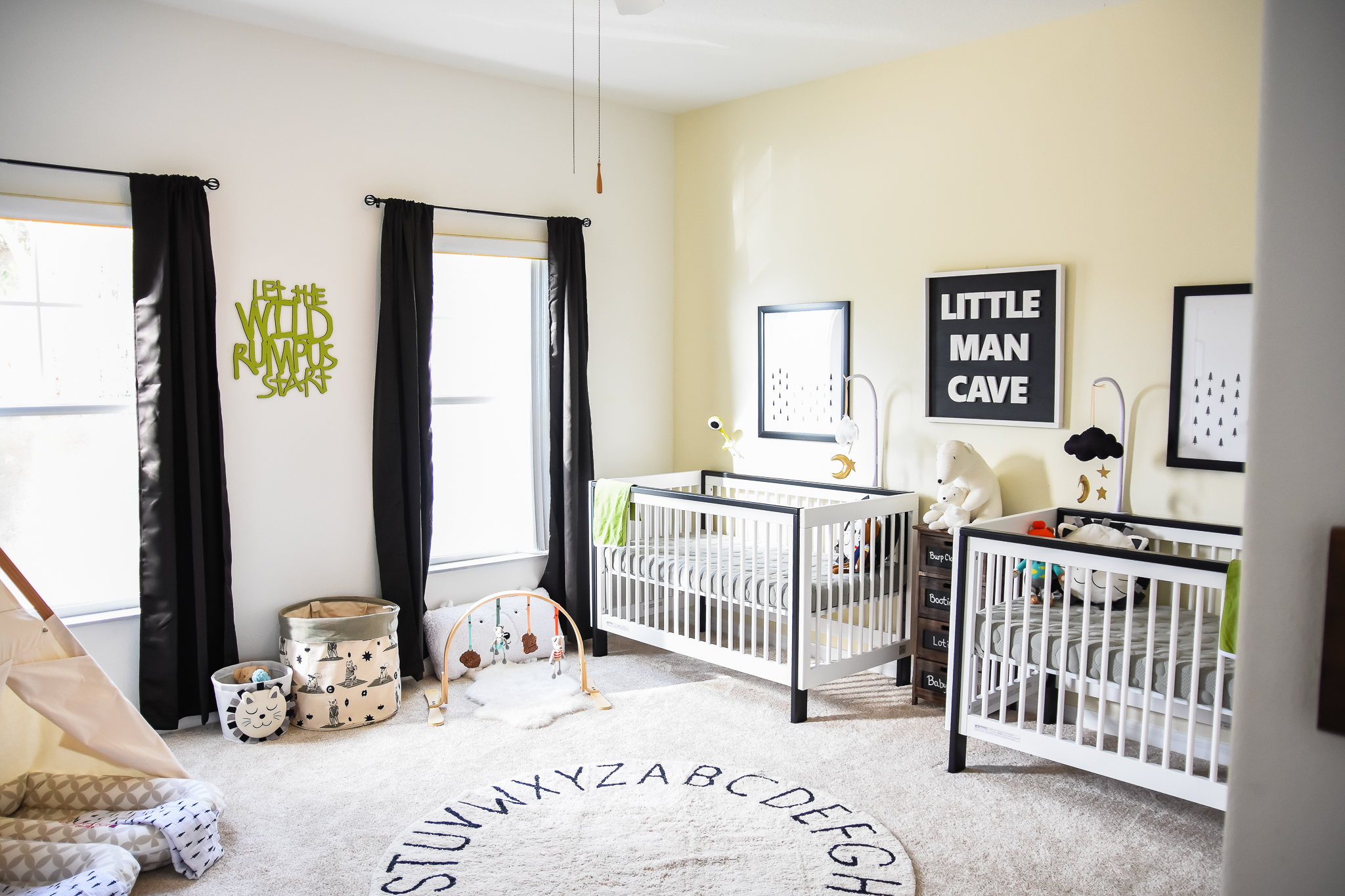 Baby Nursery Decor, Room Themes, Design Ideas - Project Nursery