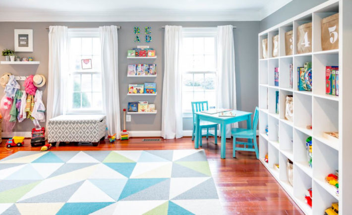 Hero (1 of 1) bright and bold playroom project nursery