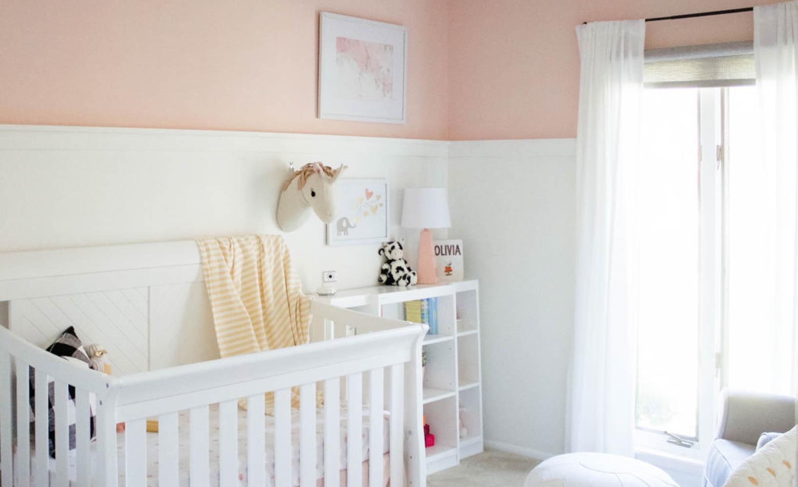 photo of Readers' Favorite: Millennial Pink Nursery