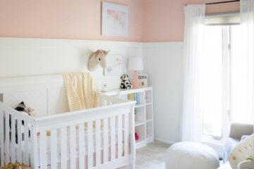 Millennial Pink Nursery