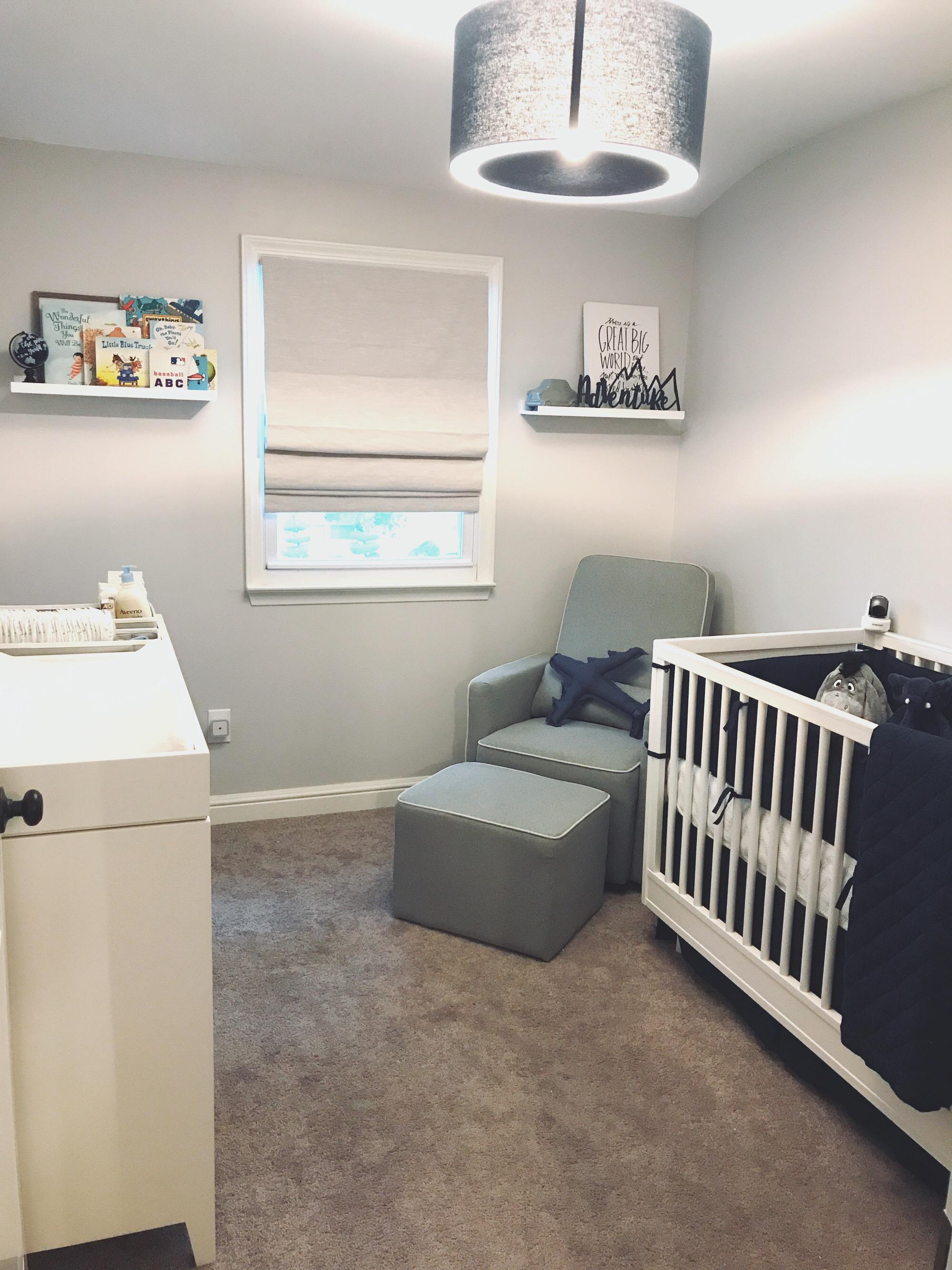 Baby Boy Bedroom Gifts: Project Nursery