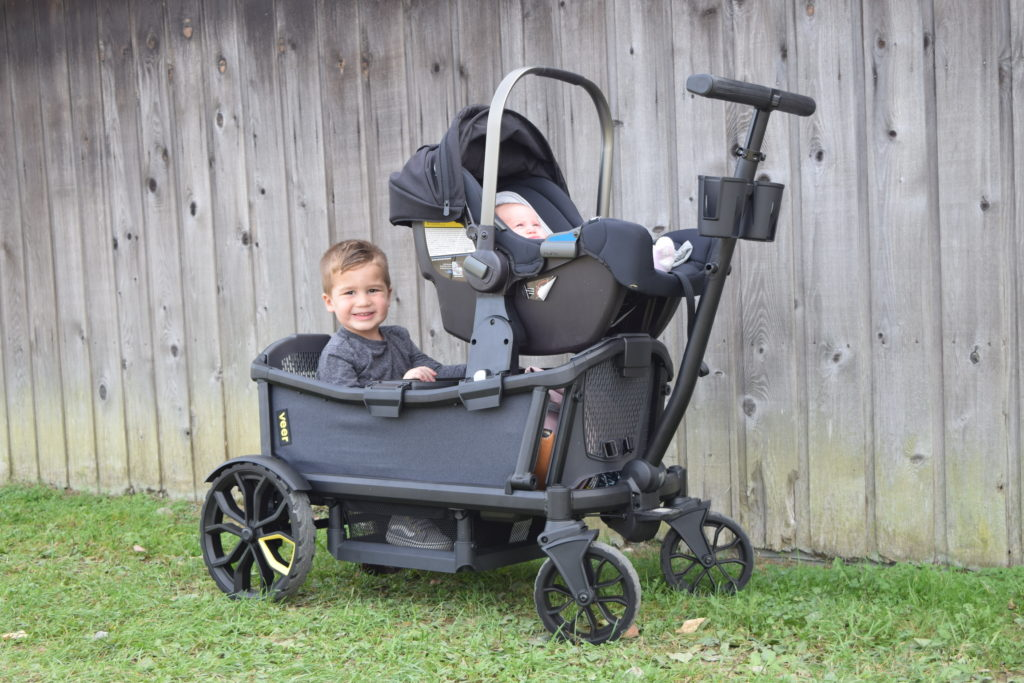 The Little Red Wagon Reinvented