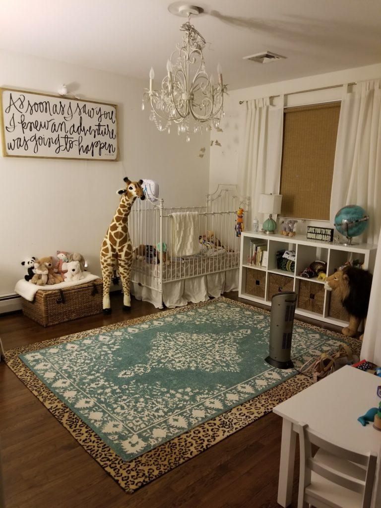 Neutral Animal Themed Nursery Project Nursery