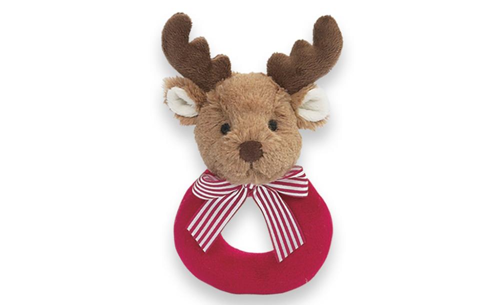 Reindeer Rattle