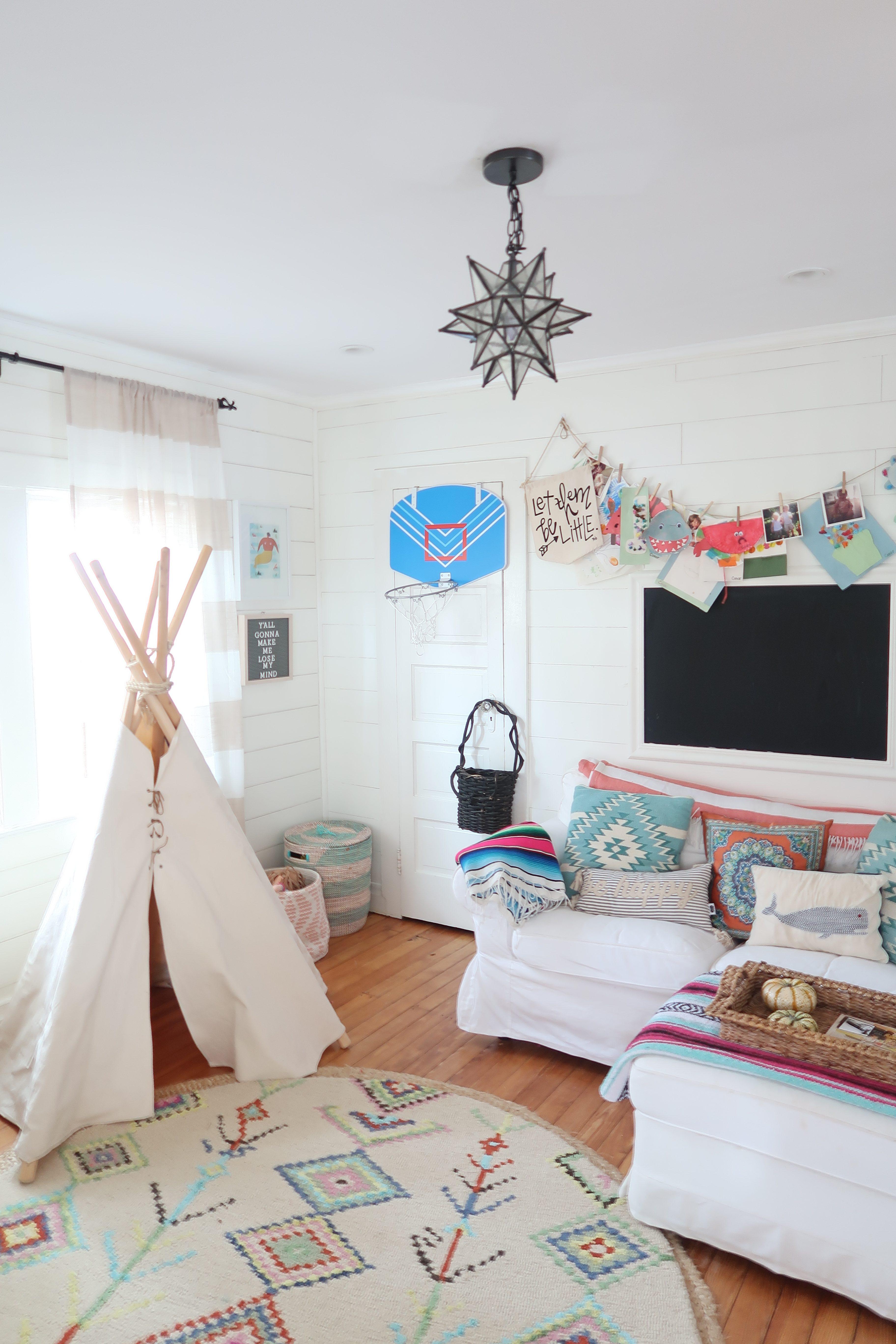 A Beach House Playroom Project Nursery