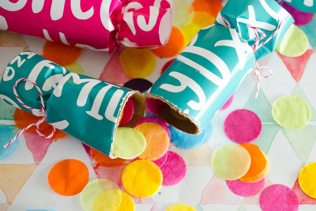 Confetti Crackers