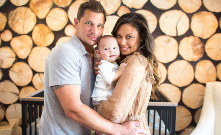 Vanessa and Nick Lachey Nursery