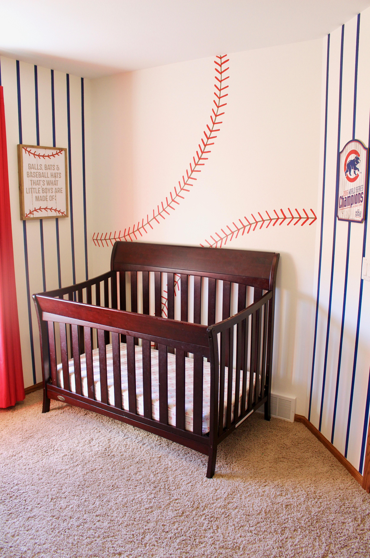 Baby Boy Bedroom: Baby Boy Baseball Bedroom
