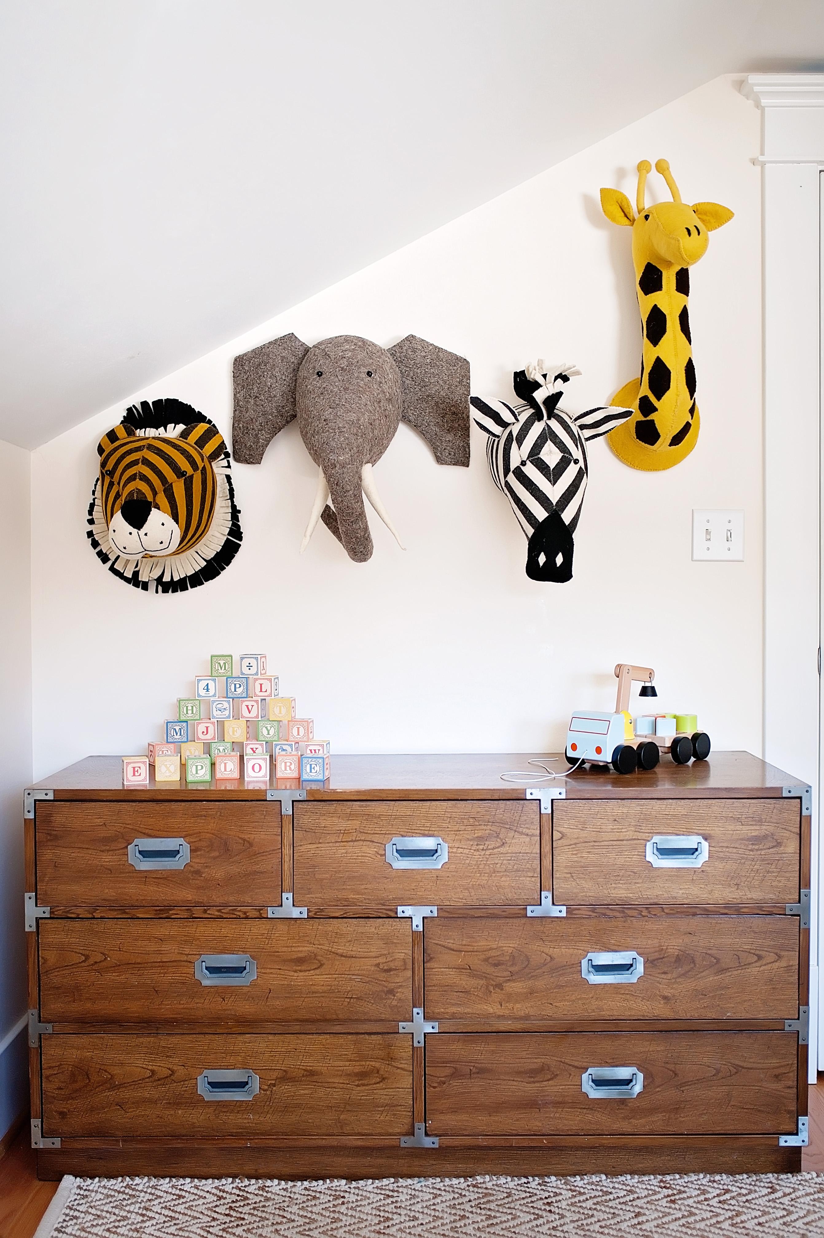 Big Boy Room For A Wild Man Project Nursery