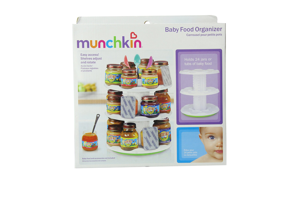 10 Ways To Store Baby Food Project Nursery