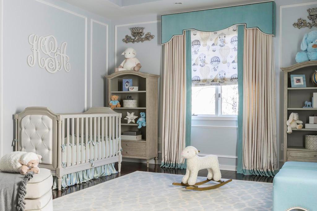 The Royal Nursery For A Baby Boy Project Nursery