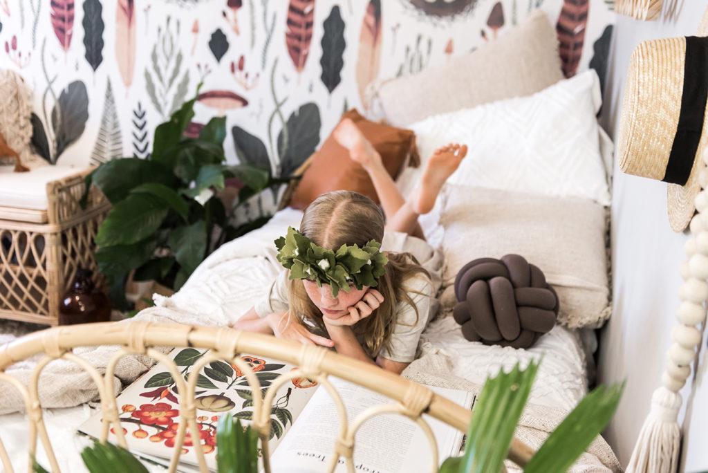 Rhiana's Botantical Wonderland - Coco Rose Interiors