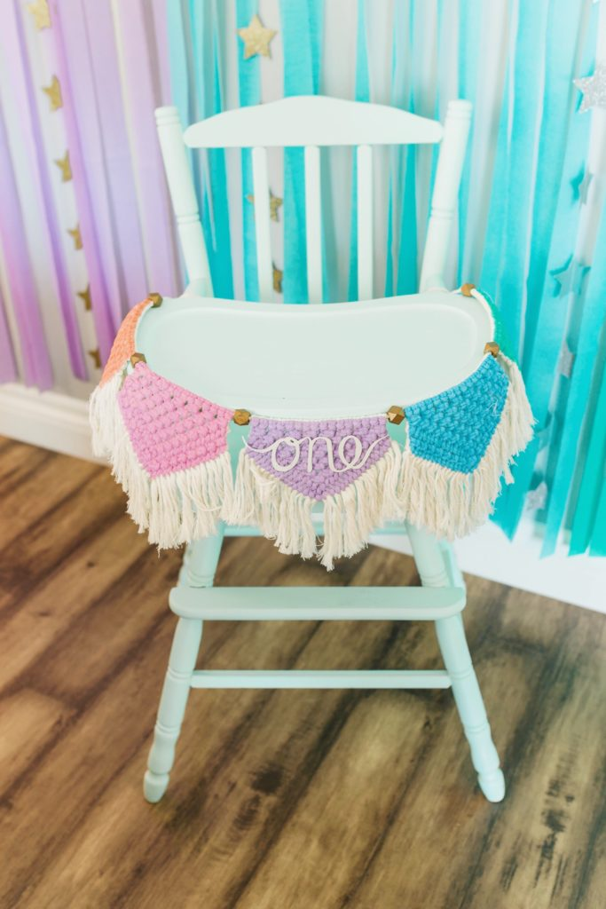 10 Clever Creative Shared Bedrooms Part 2: Cambria's Magical 1st Birthday Party