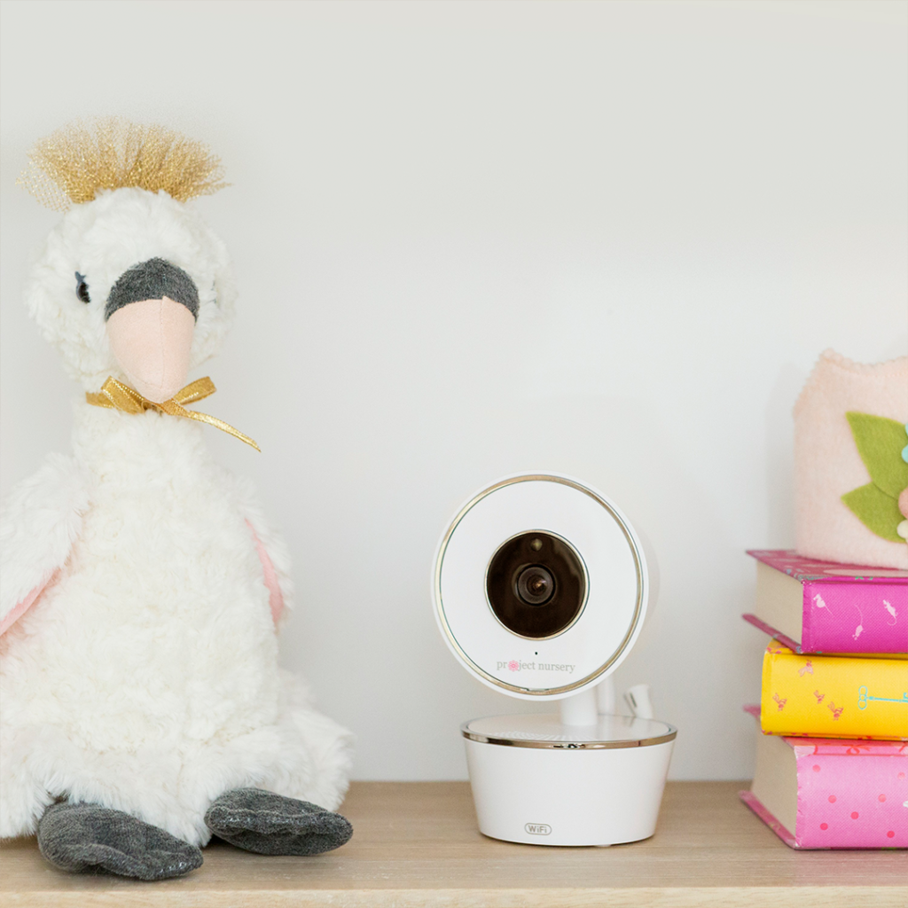 Our Smart Nursery Baby Monitor System Is Now Available On