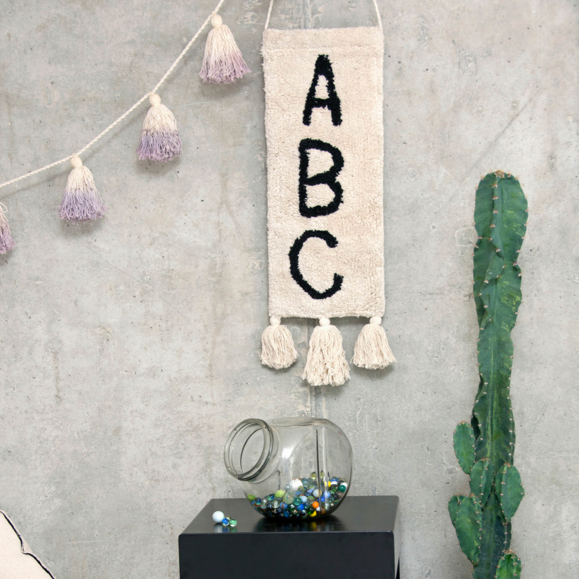 Popular Shop ABC Wall Hanging