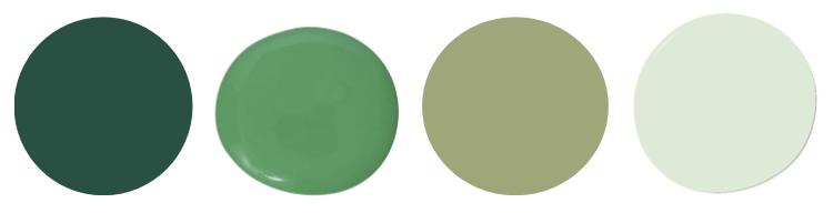 St Patricks Green (1) Paint Colors