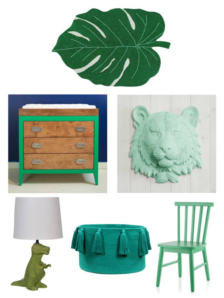 Project Nursery Decor INspiration St Patricks Green 1024