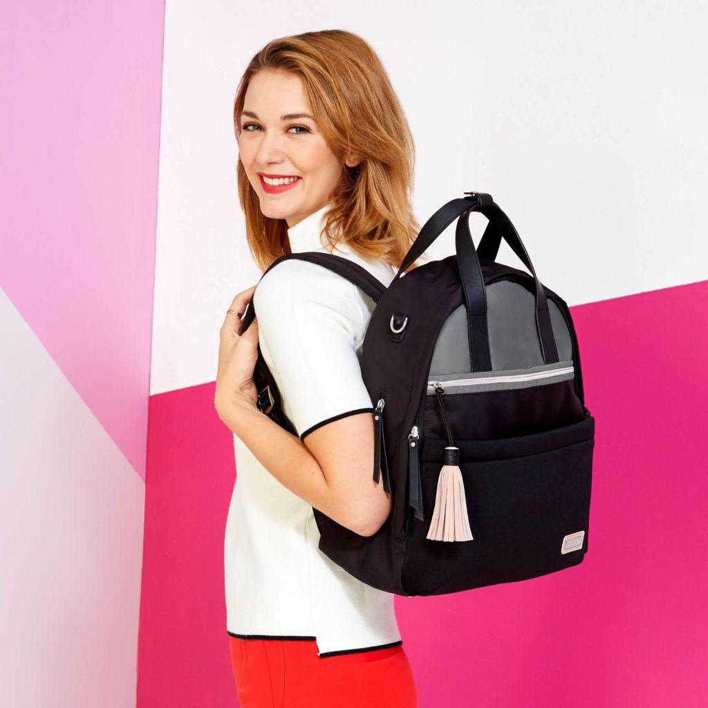 Top Shop Nolita Neoprene Backpack - Grey