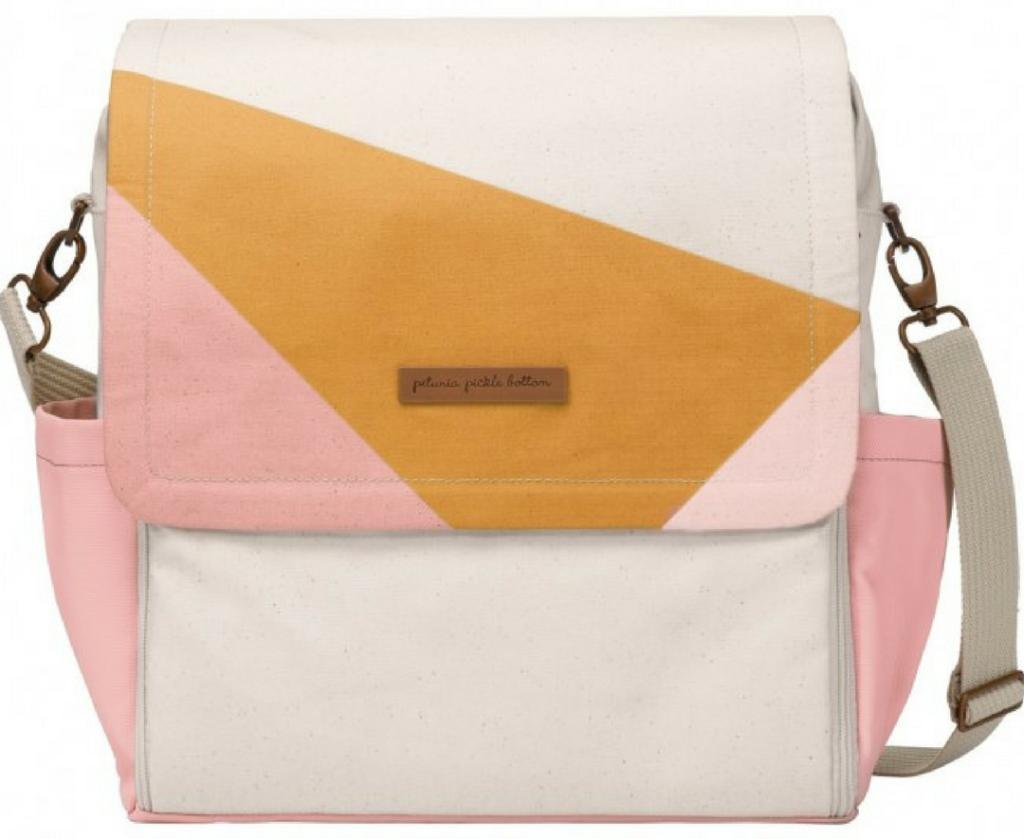Boxy Backpack - Macaron