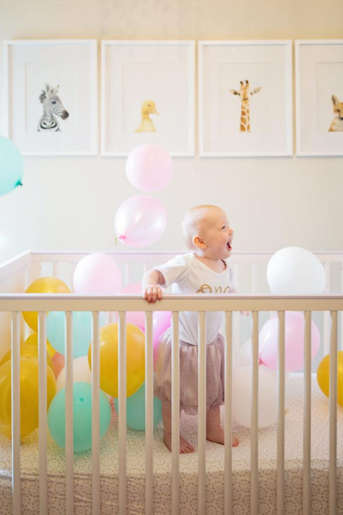 Balloon Photoshoot